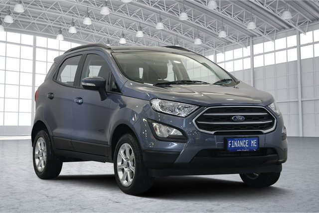 Used Ford Ecosport BL Trend, 2018 Ford Ecosport BL Trend Smoke 6 Speed Automatic Wagon