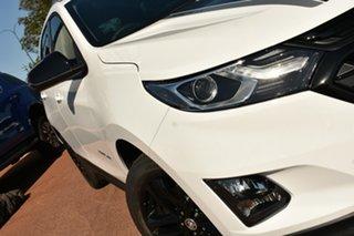 2019 Holden Equinox EQ MY20 Black Edition FWD Summit White 6 Speed Sports Automatic Wagon.
