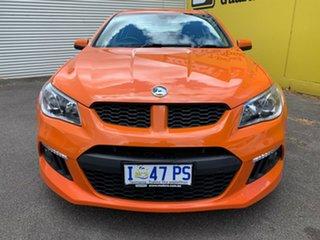 2013 Holden Special Vehicles ClubSport Gen-F MY14 R8 Fantale 6 Speed Manual Sedan.