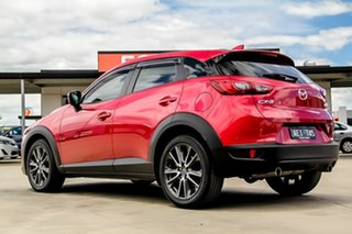 2015 Mazda CX-3 DK2W7A sTouring SKYACTIV-Drive Soul Red 6 Speed Sports Automatic Wagon.