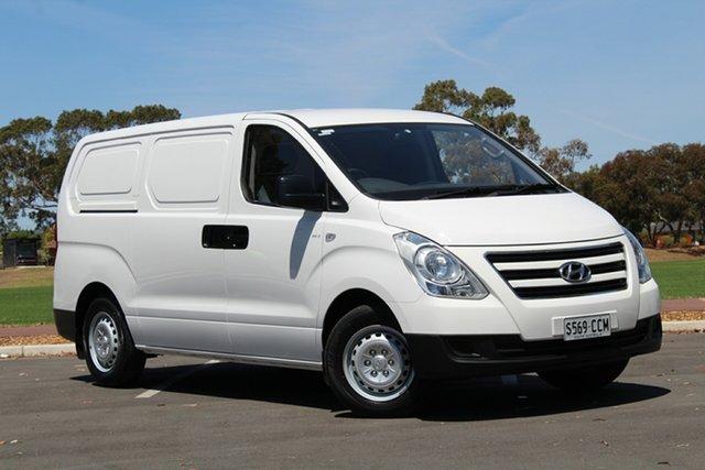 Used Hyundai iLOAD TQ3-V Series II MY16 , 2016 Hyundai iLOAD TQ3-V Series II MY16 White 5 Speed Automatic Van