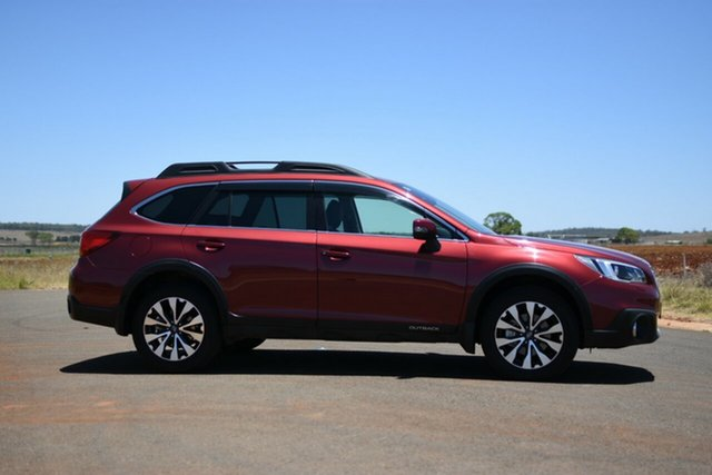 Used Subaru Outback MY17 2.5i AWD, 2017 Subaru Outback MY17 2.5i AWD Venetian Red Continuous Variable Wagon