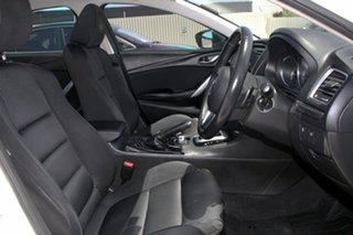 2012 Mazda 6 GJ1031 Sport SKYACTIV-Drive Snowflake White 6 Speed Sports Automatic Sedan