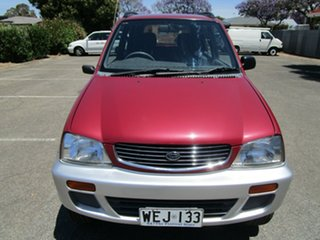 1998 Daihatsu Terios SX (4x4) 4 Speed Automatic 4x4 Wagon.