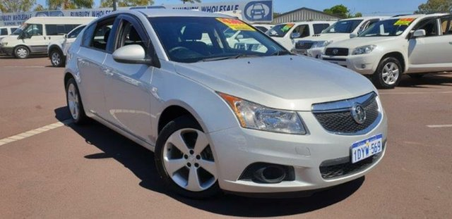 Used Holden Cruze JH Series II MY12 Equipe, 2012 Holden Cruze JH Series II MY12 Equipe Silver 6 Speed Sports Automatic Hatchback