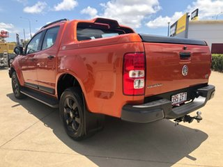 2015 Holden Colorado RG MY16 Z71 Crew Cab Gold 6 Speed Sports Automatic Utility
