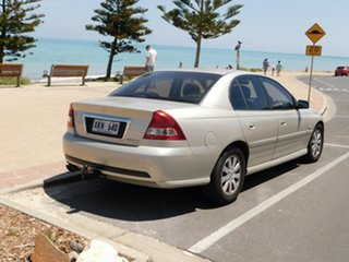 2004 Holden Commodore VY II Acclaim Bronze 4 Speed Automatic Sedan.