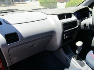 1998 Daihatsu Terios SX (4x4) 4 Speed Automatic 4x4 Wagon