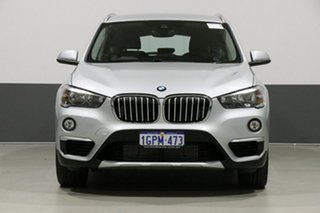 2018 BMW X1 F48 MY18 xDrive 25I Silver 8 Speed Automatic Wagon.