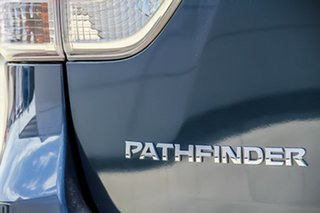 2015 Nissan Pathfinder R52 MY15 ST X-tronic 2WD Galaxy Blue 1 Speed Constant Variable Wagon