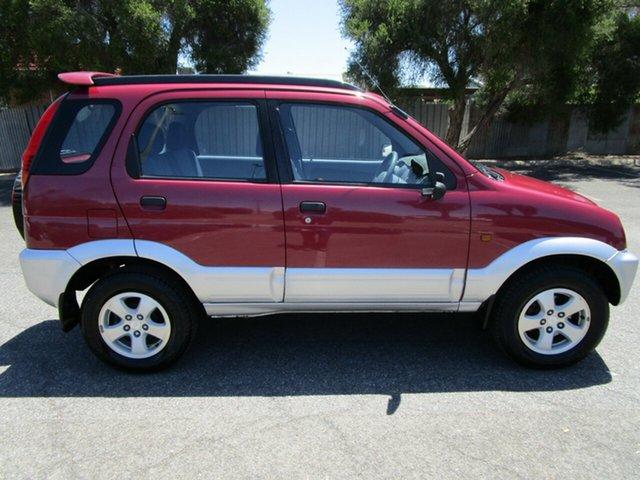 Used Daihatsu Terios  SX (4x4), 1998 Daihatsu Terios SX (4x4) 4 Speed Automatic 4x4 Wagon