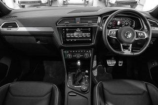 2019 Volkswagen Tiguan 5N MY19.5 162TSI Highline DSG 4MOTION Allspace Black 7 Speed.