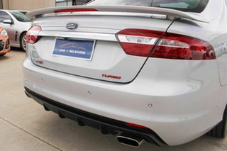 2016 Ford Falcon FG X XR6 Turbo Silver 6 Speed Sports Automatic Sedan.