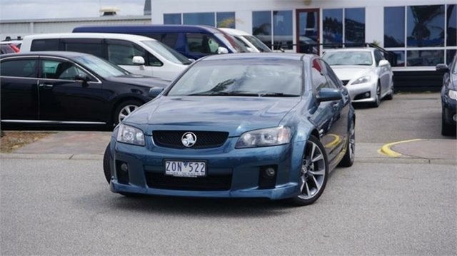 Used Holden Commodore  , 2009 Holden Commodore SS Green Automatic Sedan