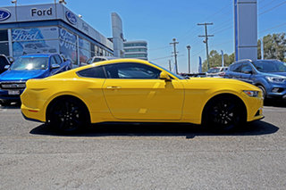 2017 Ford Mustang FM 2017MY Fastback SelectShift Yellow 6 Speed Sports Automatic Fastback