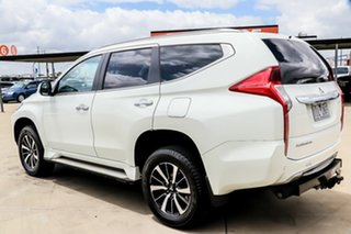 2015 Mitsubishi Pajero Sport QE MY16 GLX White 8 Speed Sports Automatic Wagon.