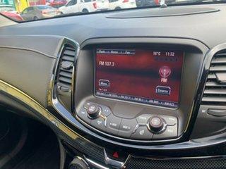 2013 Holden Ute VF MY14 SV6 Ute Green 6 Speed Manual Utility