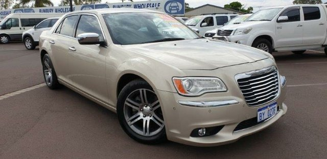 Used Chrysler 300C LX , 2013 Chrysler 300C LX Gold Sedan