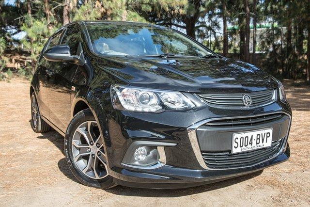 Used Holden Barina TM MY18 LS, 2018 Holden Barina TM MY18 LS Black 6 Speed Automatic Hatchback
