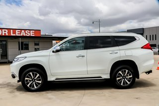 2015 Mitsubishi Pajero Sport QE MY16 GLX White 8 Speed Sports Automatic Wagon