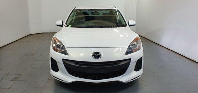 Used Mazda 3 BL10F1 MY10 Neo Activematic, 2011 Mazda 3 BL10F1 MY10 Neo Activematic White 5 Speed Sports Automatic Sedan