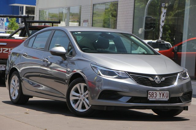 Used Holden Astra BL MY18 LS+, 2018 Holden Astra BL MY18 LS+ Grey 6 Speed Sports Automatic Sedan