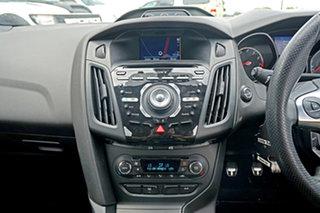 2013 Ford Focus LW MkII ST Orange 6 Speed Manual Hatchback
