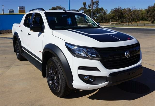 New Holden Colorado RG MY20 Z71 Pickup Crew Cab, 2019 Holden Colorado RG MY20 Z71 Pickup Crew Cab Summit White 6 Speed Sports Automatic Utility