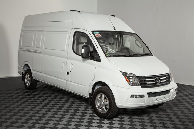 Used LDV V80  High Roof LWB, 2016 LDV V80 High Roof LWB White 6 speed Automatic Van