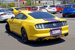 2017 Ford Mustang FM 2017MY Fastback SelectShift Yellow 6 Speed Sports Automatic Fastback.