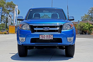 2010 Ford Ranger PK XLT Crew Cab Winning Blue 5 Speed Manual Utility.