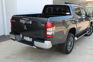 2019 Mitsubishi Triton MR MY19 GLS Double Cab Graphite Grey 6 Speed Sports Automatic Utility