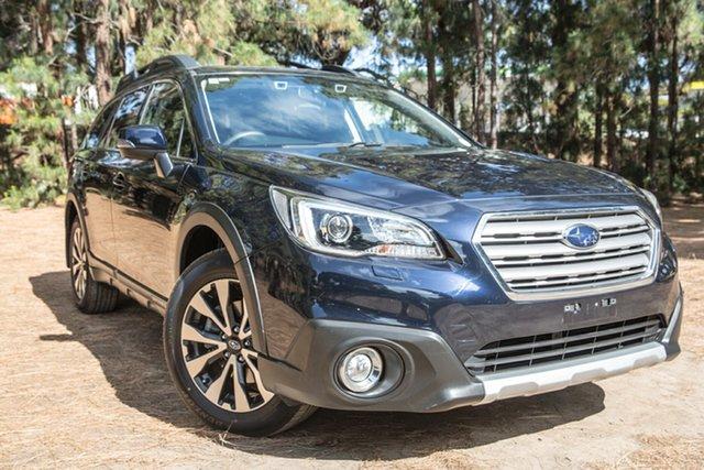 Used Subaru Outback B6A MY15 2.5i CVT AWD Premium, 2015 Subaru Outback B6A MY15 2.5i CVT AWD Premium Blue 6 Speed Constant Variable Wagon