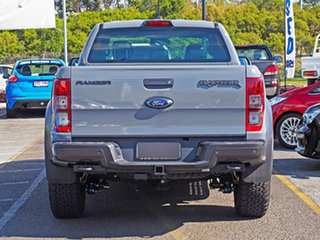2018 Ford Ranger PX MkIII 2019.00MY Raptor Pick-up Double Cab Grey 10 Speed Sports Automatic Utility