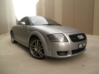 2006 Audi TT MY2006 S Line Quattro Grey 6 Speed Manual Coupe.