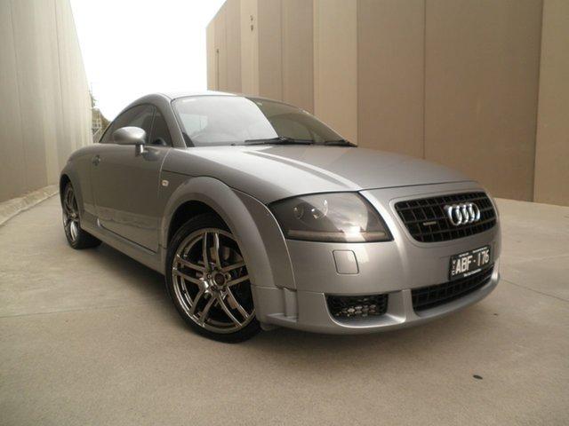 Used Audi TT MY2006 S Line Quattro, 2006 Audi TT MY2006 S Line Quattro Grey 6 Speed Manual Coupe