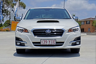 2018 Subaru Levorg V1 MY18 2.0 GT-S CVT AWD White 8 Speed Constant Variable Wagon.