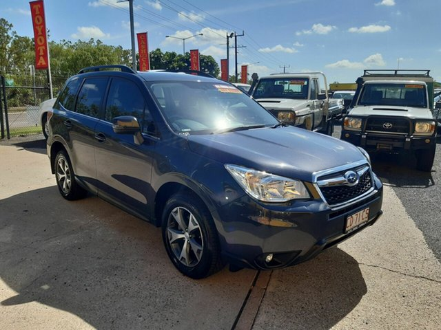 Used Subaru Forester S4 MY15 2.5i-L CVT AWD Special Edition, 2015 Subaru Forester S4 MY15 2.5i-L CVT AWD Special Edition Grey 6 Speed Constant Variable Wagon