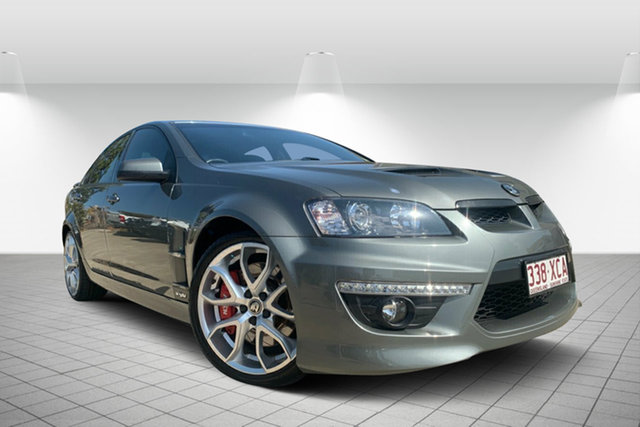 Used Holden Special Vehicles ClubSport E Series 3 R8, 2011 Holden Special Vehicles ClubSport E Series 3 R8 Grey 6 Speed Manual Sedan
