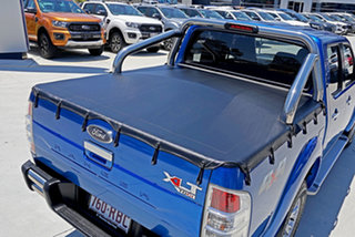 2010 Ford Ranger PK XLT Crew Cab Winning Blue 5 Speed Manual Utility