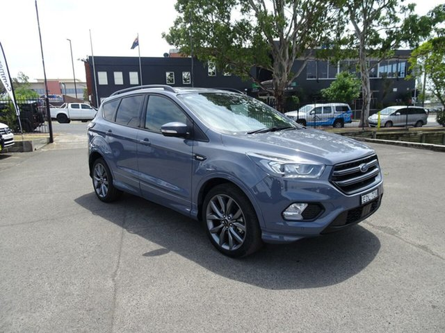 Used Ford Escape ZG 2019.25MY ST-Line AWD, 2019 Ford Escape ZG 2019.25MY ST-Line AWD Stealth 6 Speed Sports Automatic Wagon