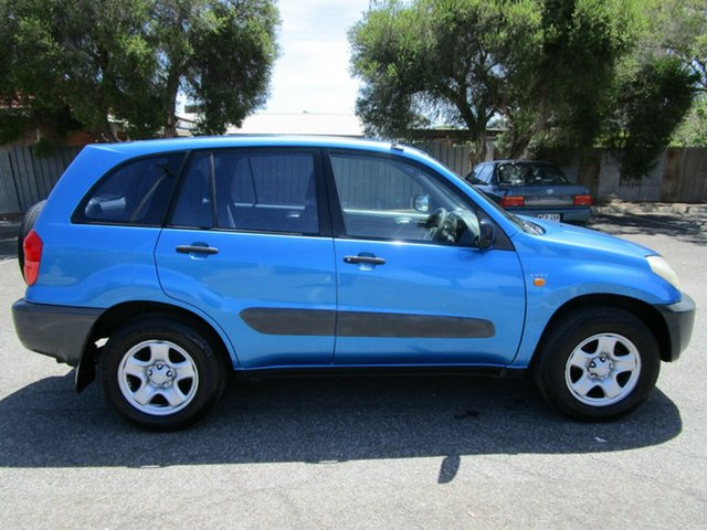 Used Toyota RAV4 ACA21R Edge (4x4), 2000 Toyota RAV4 ACA21R Edge (4x4) 5 Speed Manual 4x4 Wagon