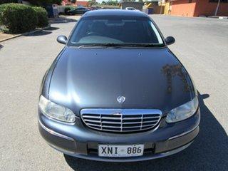2001 Holden Statesman WH V8 4 Speed Automatic Sedan.