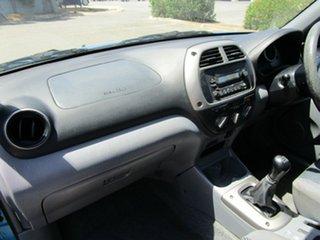 2000 Toyota RAV4 ACA21R Edge (4x4) 5 Speed Manual 4x4 Wagon