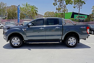 2015 Ford Ranger PX MkII XLT Double Cab Metropolitan Grey 6 Speed Sports Automatic Utility