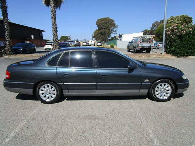 Used Holden Statesman WH V8, 2001 Holden Statesman WH V8 4 Speed Automatic Sedan