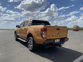 2019 Ford Ranger PX MkIII 2019.00MY Wildtrak Pick-up Double Cab Saber 6 Speed Sports Automatic