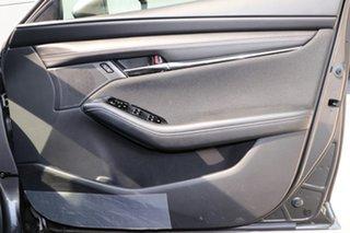 2019 Mazda 3 BP2S7A G20 SKYACTIV-Drive Evolve Machine Grey 6 Speed Sports Automatic Sedan