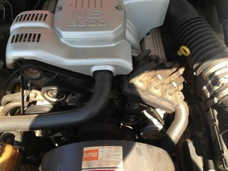 2000 Holden Commodore Ute White 4 Speed Automatic Utility