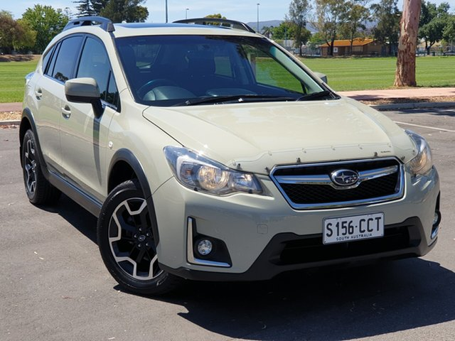 Used Subaru XV G4X MY16 2.0i-L Lineartronic AWD, 2016 Subaru XV G4X MY16 2.0i-L Lineartronic AWD Beige 6 Speed Constant Variable Wagon